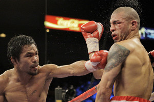 Miguel Cotto, Manny Pacquiao